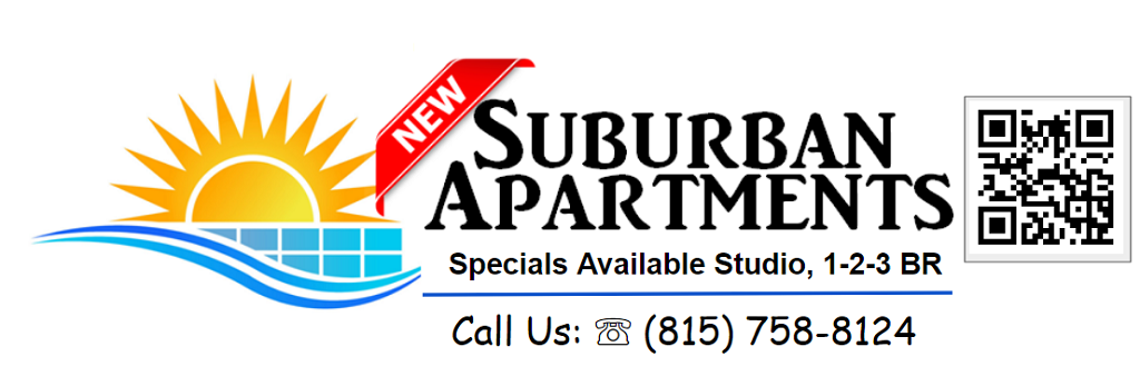 New Suburban Apartments – DeKalb IL